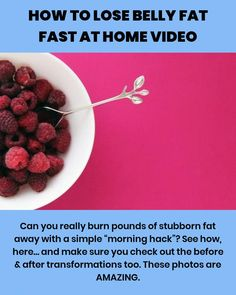 """Best Weight Loss Diet Fast… This """"odd"""" morning hack and dropped in less than 8 weeks! Loose Weight Diet, Lose Weight, Belly Fat Diet, Lose Belly Fat, Fat Burning Diet, Best Weight Loss Plan, Stubborn Fat, Diet Motivation, Best Diets"""