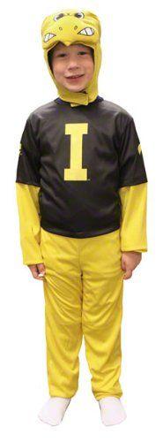 Iowa Hawkeyes Halloween Costumes