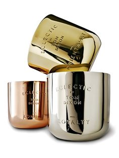 Scent Candle Set, by Tom Dixon