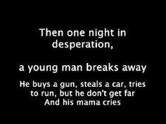 Elvis Presley- In the Ghetto (lyrics) - YouTube