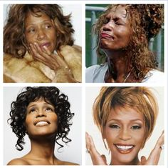 Whitney Houston Before And After whitney houston before and after gallery celebrity plastic surgery Whitney Houston, Plastic Surgery Before After, Celebrity Plastic Surgery, Latest Celebrity News, Celebs, Celebrities, Healthy Mind, Drugs, Conspiracy