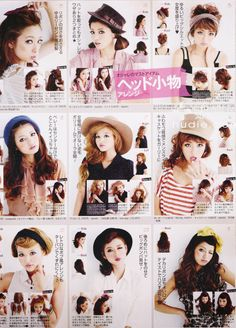 Japaneses Hairstyles