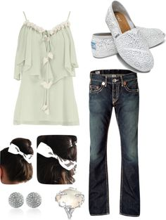 """Casual"" by rylenlemons on Polyvore"