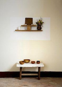 Tips para decorar al estilo wabi-sabi