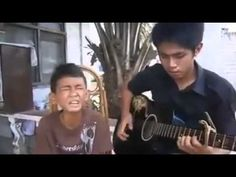 Aldrich Lloyd, 8 years old, sings Dance With My Father Again