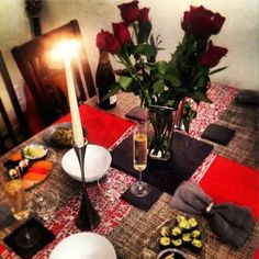 He can make a night at home feel more romantic than your favorite restaurant.