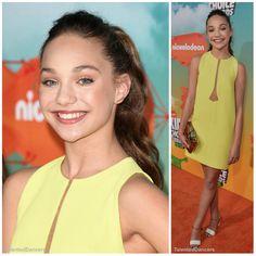 #ZieglerMaddie Nickelodeon Kids' Choice Awards [03.12.16]