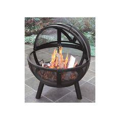 Landmann Ball of Fire Steel Bowl Fire Pit & Reviews | Wayfair