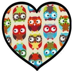 Tel- en sorteerspel: Hartjes Sorteer de hartjes bij het juiste motiefje.  Variant: Leg cijferkaartjes of getalbeeldkaartjes boven de hartjes en laat de kinderen tellen hoeveel hartjes ze bij elk motiefje moeten leggen.