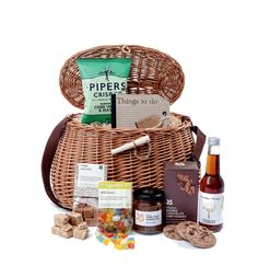 National Trust - A day by the river picnic hamper
