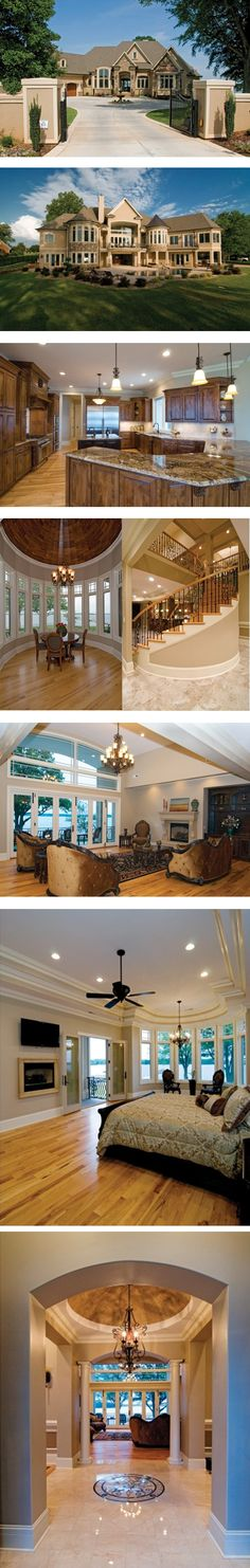 Beautiful Home #frenchcountrykitchens