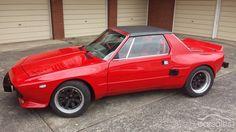 1979 Fiat X1/9 Manual-$25,000*