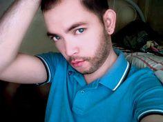 marky blue eyes