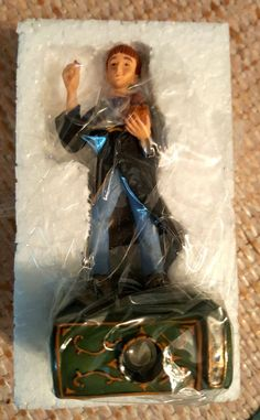NIB Enesco Harry Potter Ron Weasley storyteller figurine SCOPES unused #Enesco #HarryPotter