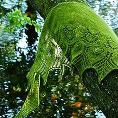 Ruth's Shawl - knitting pattern