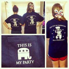 My whole family needs these shirts..especially my mom