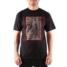 LOTERIA TEE Iron Fist, Macabre, Tees, Mens Tops, Clothes, Products, Fashion, Outfit, Moda