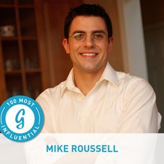 Most Influential People in Health & Fitness: Mike Roussell, Ph.D. #greatist