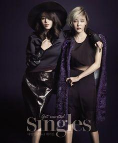 T-ara Singles