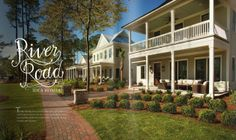 Have you seen our River Road Idea Homes at Palmetto Bluff? This month's edition of The Bluff shares beautiful images and details about tours and amenities: http://issuu.com/palmettobluff/docs/the_bluff_magazine_spring_summer_20