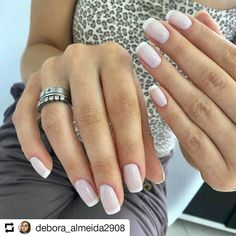 faded french nails With Diamonds - faded french nails With Di. - faded french nails With Diamonds – faded french nails With Diamonds - French Nails, French Manicure Nails, Manicure Colors, Nail Colors, Cute Nails, Pretty Nails, My Nails, Star Nails, Fabulous Nails