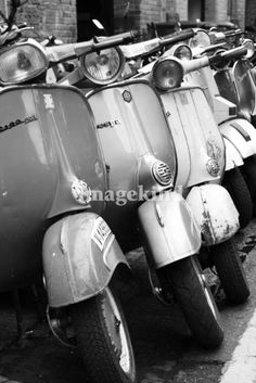 """Vespa"" by Alex Pink, London //  // Imagekind.com -- Buy stunning, museum-quality fine art prints, framed prints, and canvas prints directly from independent working artists and photographers."