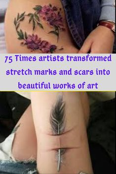75 Times artists transformed stretch marks and scars into beautiful works of art Oreo Cream, Trendy Fall Outfits, Stretch Marks, Fashion Hub, Classic Collection, Beautiful Words, New Pins, Super Funny, Haha Funny