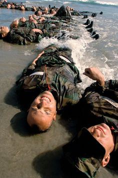 Navy Seal Hell Week