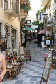 Taormina Sicilia, Italy