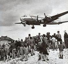 Berlin Blockade and the Berlin Airlift