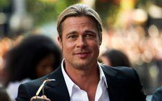Brad Pitt Handsome Man - HD Wallpapers - Free Wallpapers - Desktop Backgrounds