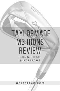 Golf Club Reviews, Iron Reviews, Gold Medal Winners, Taylormade, Irons, Distance, Profile, Technology, Big