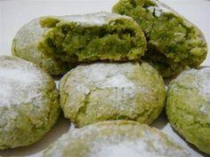 Yesil kurabiye