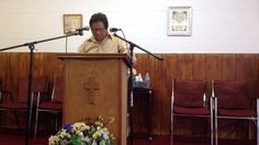 Los Pastores Gustavo y Michelle Perez de Ministerio Internacional Rey De Sion comparten una Palabra...