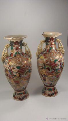 1000 images about semi lou a de kioto on pinterest - Jarrones de ceramica ...