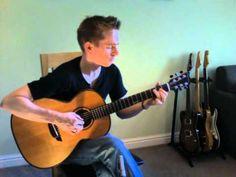 Jordan Humber - Foolish Games (Jewel) - Solo guitar