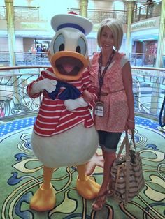 My Disney Cruise ~ Disney Fantasy Ship