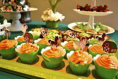 Hum, delicias na Festa da Fazenda...  www.babolina.com.br