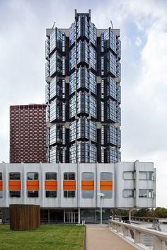 Tour Totem, Paris - architectes : Andrault & Parat