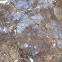 8 Oz. Natural Mica Flakes For Crafting Projects by 32NorthSupplies, $11.95