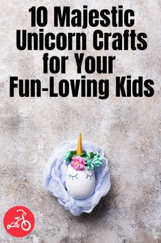 Easy DIY Unicorn Crafts for Kids Diy Kid Crafts For Boys, Craft Projects For Kids, Activities For Kids, Kids Diy, Kids Crafts, Paper Butterfly Crafts, Majestic Unicorn, Unicorn Ornaments, How To Make Headbands