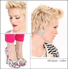 Whippy Cake Faux Hawk