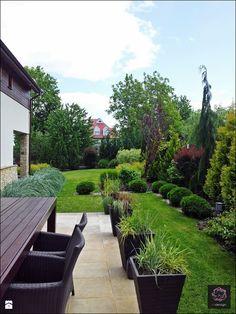Ogród, styl klasyczny - zdjęcie od Mdesign