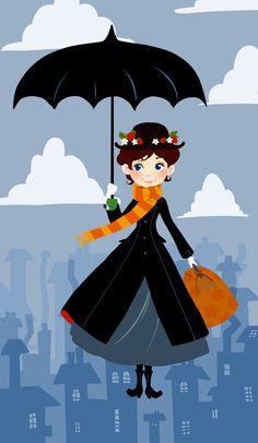 El blog de Pastelito: Retrospectiva de Mary Poppins