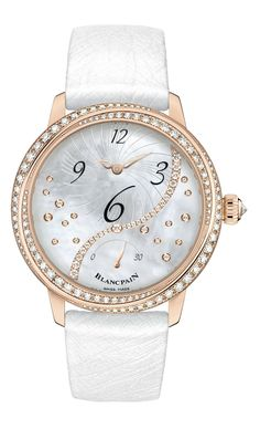 Blancpain Off Centred Hours