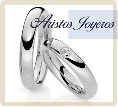 Diseños exclusivos de argollas ...  www.aristos-joyeros.com
