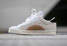 Adidas Rod Laver Remastered White