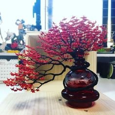 Japanese artist Naoki Onogawa is taking origami art to the next level, and she's doing it in the most Japanese way ever. Inspired by the legend of the 1000 cranes and the story of Sadako Sasaki, she folds hundreds of miniature origami cranes which later become beautifully delicate Bonsai trees of various colors and styles. Since ancient times, Japanese people have been mindful of natural phenomenon.