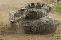 Leopard 2A6 MBT (Bundeswehr, Germany)