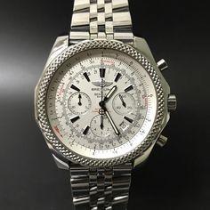 Breitling Bentley Motors T Chronograph. #watchporn #watchmania #wristwatch #watchoftheday #timepiece #secondhand #instawatch #secondoriginalwatch #jamtanganseken #preownedwatch #luxurywatch. www.mulialegacy.com